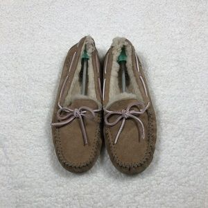 Brown Ugg Loafers